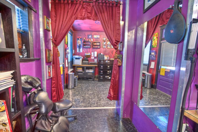 Studio « TRX Tattoos